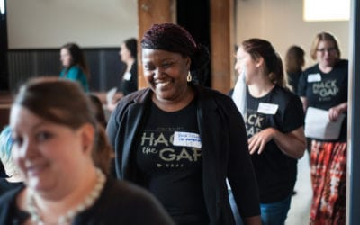 Hack the Gap Shows There Are Women in Tech