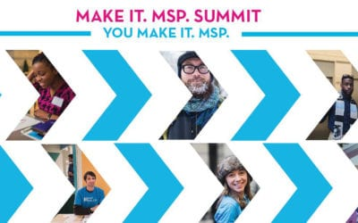 Working to attract or retain talent? You Make It. MSP.