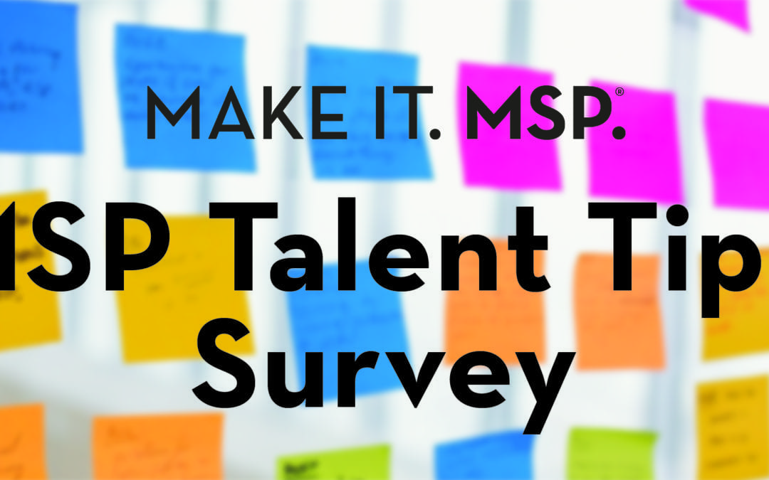 Benchmark talent attraction and retention in MSP