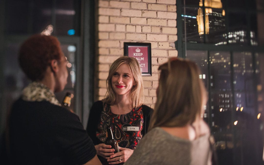 Minnesota Mingle in NYC on July 1