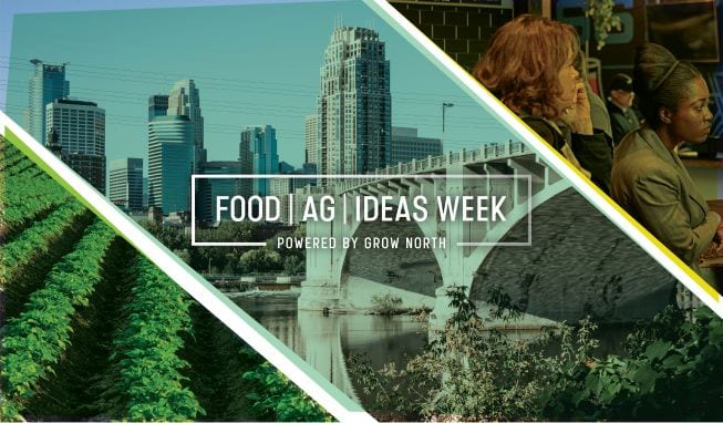 Announcing the first-ever Food, Ag, Ideas Week