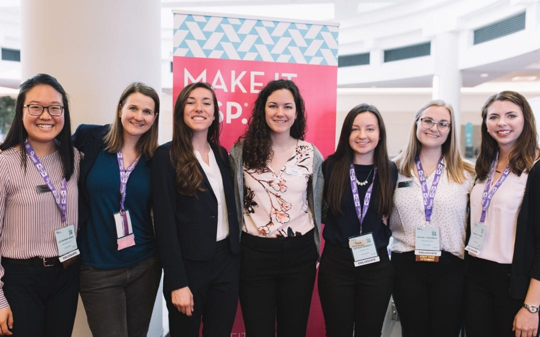 Thousands of problem-solving engineers connect at #WE18