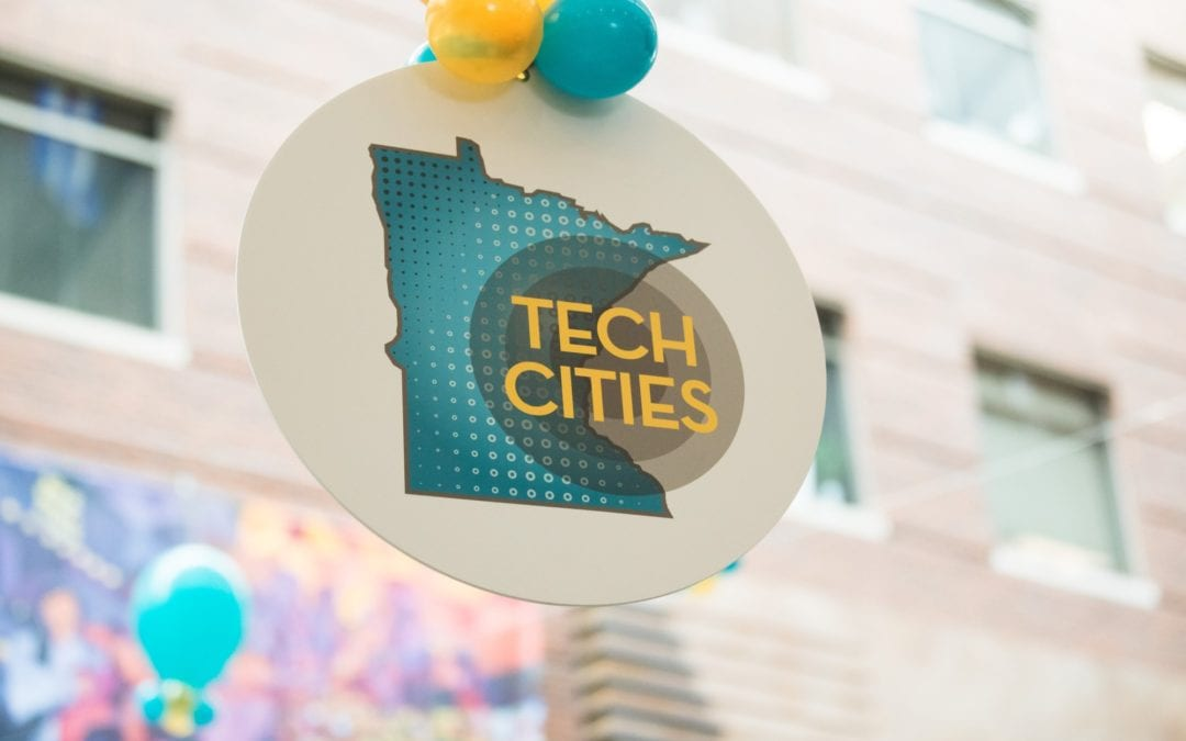 5 Questions for Tech Cities 2019