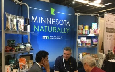 Discover Minnesota food and beverage brands at Expo West