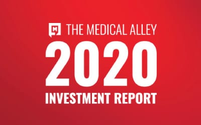 Medical Alley Shatters Records, Breaks $1 Billion Barrier in Three Quarters