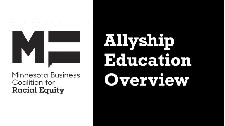 How to use the Allyship Education Suite
