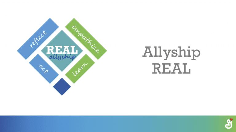 Allyship REAL