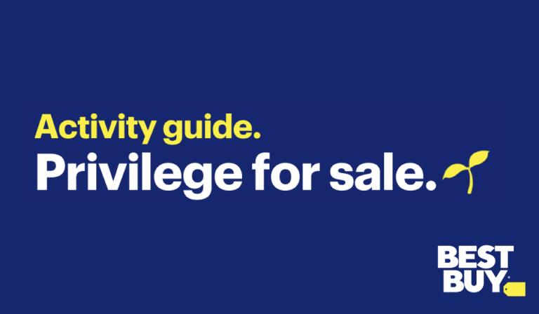 Privilege for Sale Activity