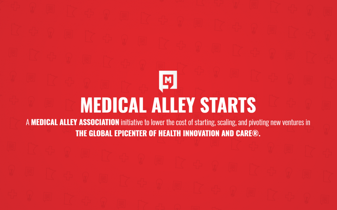 The Medical Alley Association Launches Medical Alley Starts